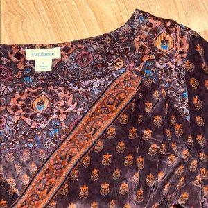 NEW $168 Sundance Ali Shift Dress